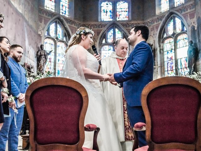 Le mariage de Maxence et Emilie à Honfleur, Calvados 54