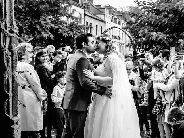 Le mariage de Maxence et Emilie à Honfleur, Calvados 61