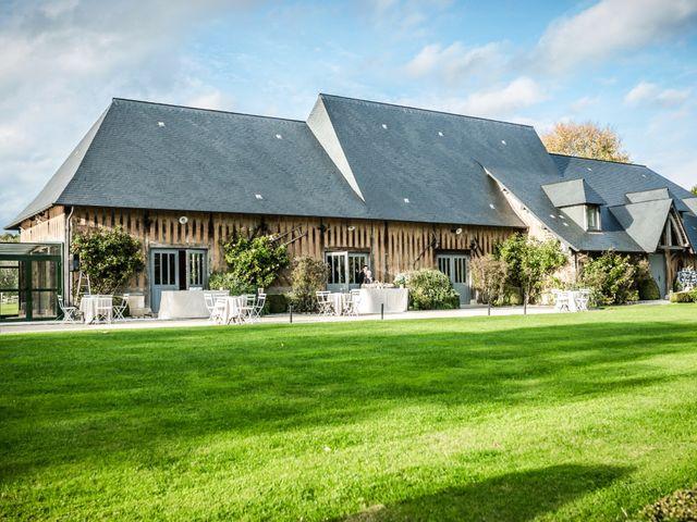 Le mariage de Maxence et Emilie à Honfleur, Calvados 64