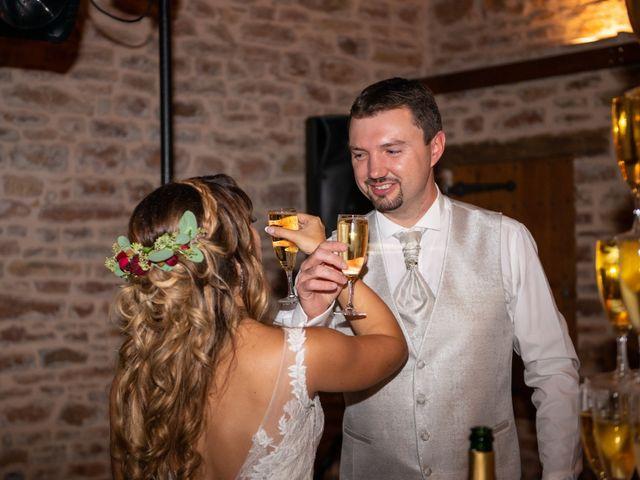 Le mariage de David et Audrey à Villette-d'Anthon, Isère 4
