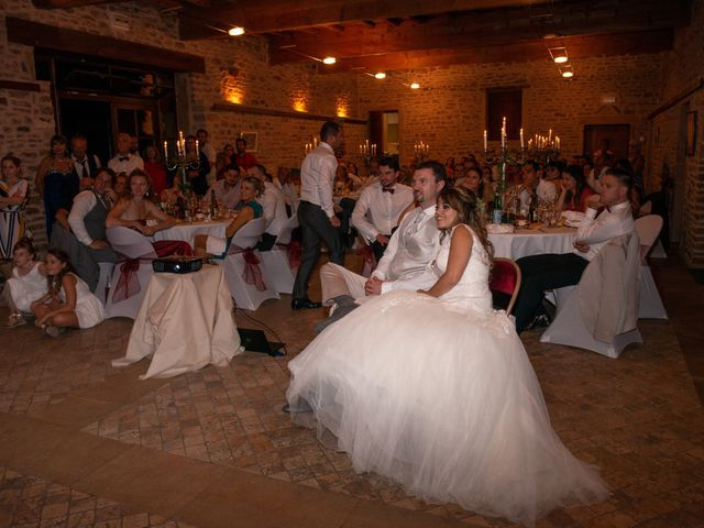 Le mariage de David et Audrey à Villette-d'Anthon, Isère 9