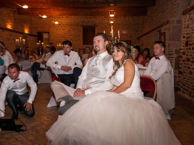 Le mariage de David et Audrey à Villette-d'Anthon, Isère 11