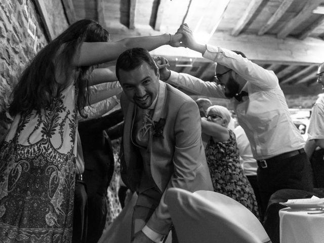 Le mariage de David et Audrey à Villette-d'Anthon, Isère 12
