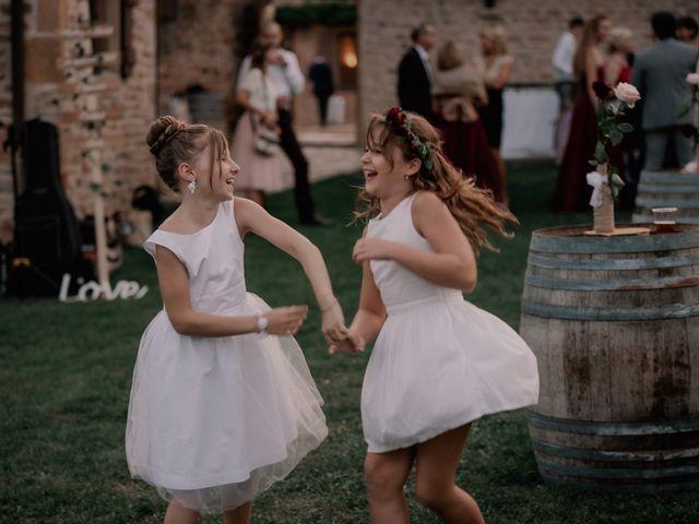 Le mariage de David et Audrey à Villette-d'Anthon, Isère 14