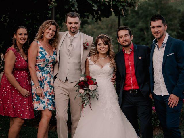 Le mariage de David et Audrey à Villette-d'Anthon, Isère 16