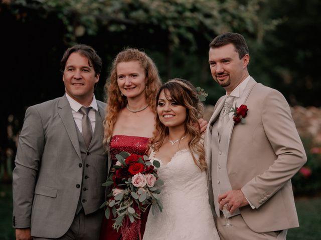 Le mariage de David et Audrey à Villette-d'Anthon, Isère 18