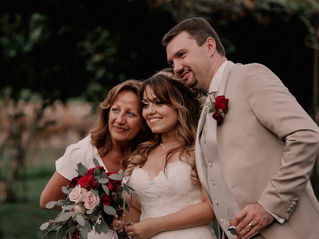 Le mariage de David et Audrey à Villette-d'Anthon, Isère 27