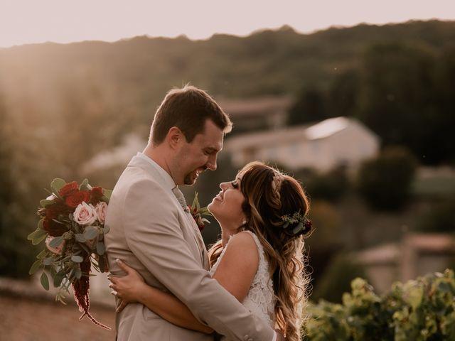 Le mariage de David et Audrey à Villette-d'Anthon, Isère 39