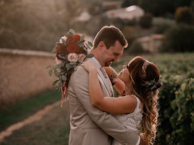 Le mariage de David et Audrey à Villette-d'Anthon, Isère 41