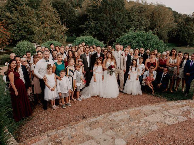 Le mariage de David et Audrey à Villette-d'Anthon, Isère 42