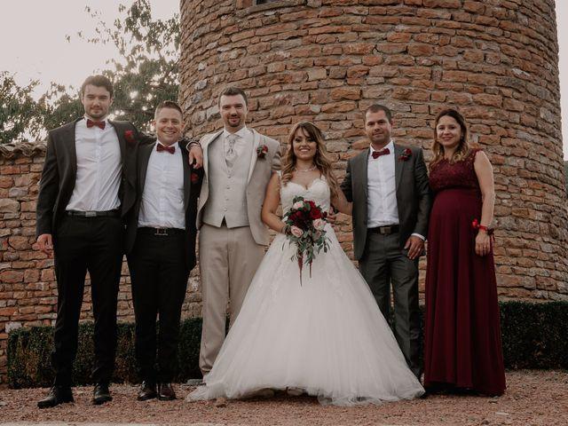 Le mariage de David et Audrey à Villette-d'Anthon, Isère 43