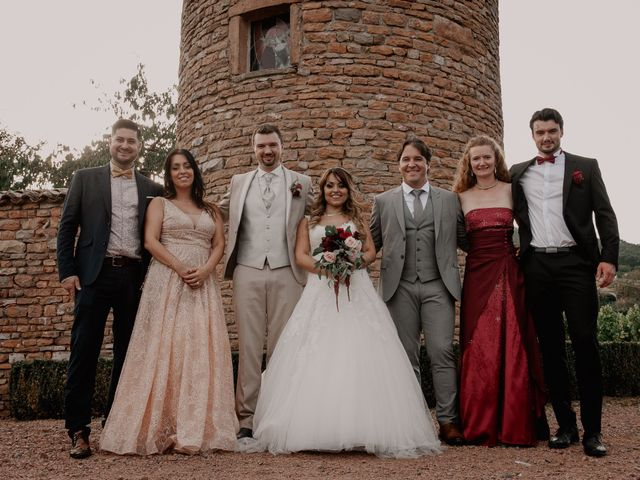 Le mariage de David et Audrey à Villette-d'Anthon, Isère 44