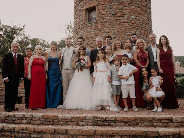 Le mariage de David et Audrey à Villette-d'Anthon, Isère 45