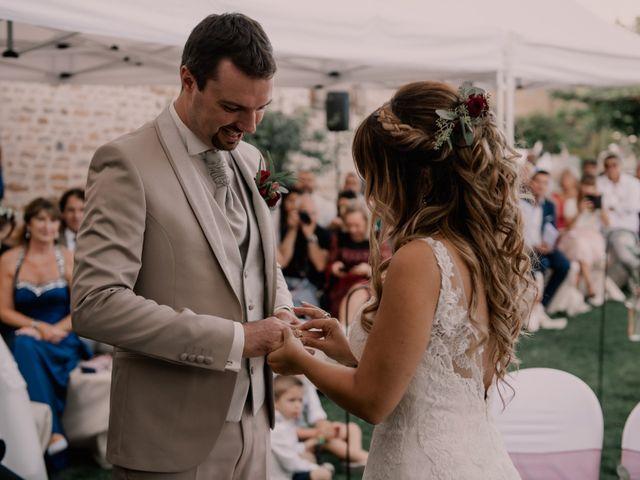 Le mariage de David et Audrey à Villette-d'Anthon, Isère 54