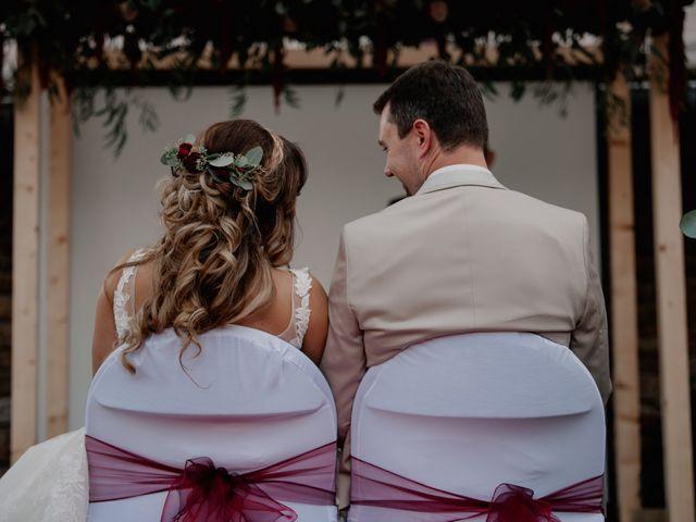 Le mariage de David et Audrey à Villette-d'Anthon, Isère 67