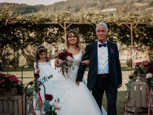 Le mariage de David et Audrey à Villette-d'Anthon, Isère 75