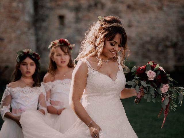 Le mariage de David et Audrey à Villette-d'Anthon, Isère 83
