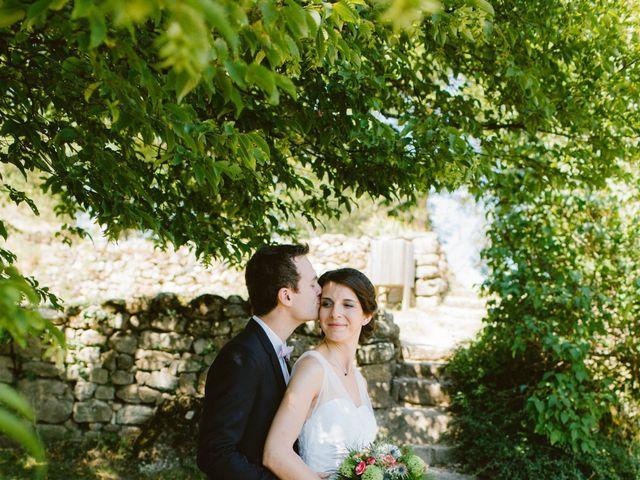 Le mariage de Luc et Sophie à Montaigut-le-Blanc, Puy-de-Dôme 13