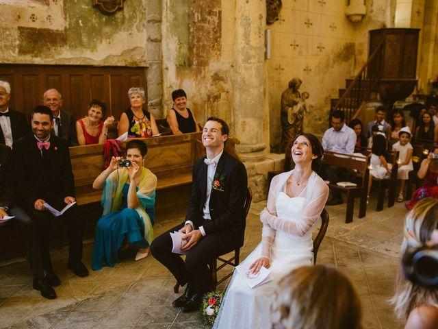 Le mariage de Luc et Sophie à Montaigut-le-Blanc, Puy-de-Dôme 23