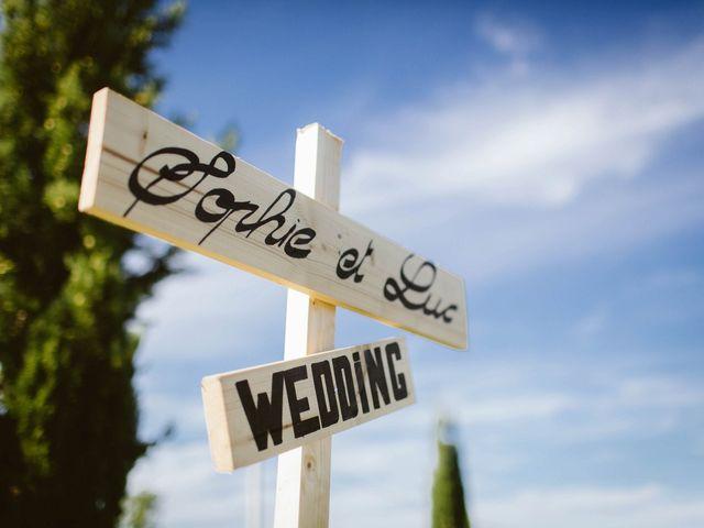 Le mariage de Luc et Sophie à Montaigut-le-Blanc, Puy-de-Dôme 30