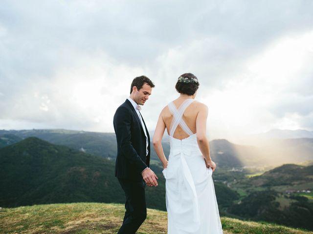 Le mariage de Luc et Sophie à Montaigut-le-Blanc, Puy-de-Dôme 35