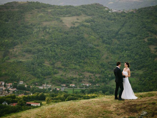 Le mariage de Luc et Sophie à Montaigut-le-Blanc, Puy-de-Dôme 36