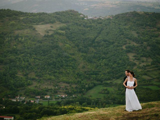 Le mariage de Luc et Sophie à Montaigut-le-Blanc, Puy-de-Dôme 37