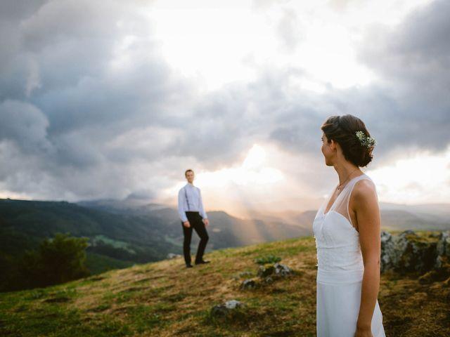 Le mariage de Luc et Sophie à Montaigut-le-Blanc, Puy-de-Dôme 43