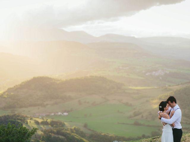 Le mariage de Luc et Sophie à Montaigut-le-Blanc, Puy-de-Dôme 44