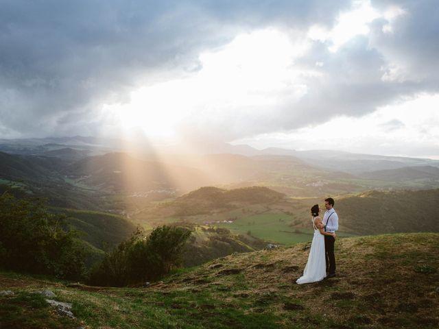 Le mariage de Luc et Sophie à Montaigut-le-Blanc, Puy-de-Dôme 45