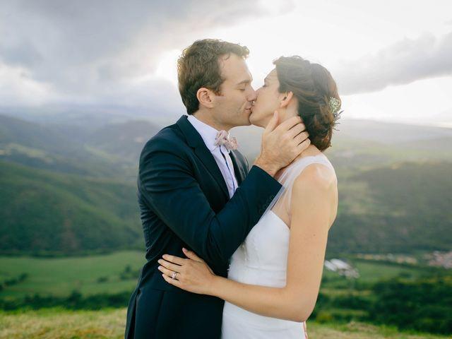 Le mariage de Sophie et Luc