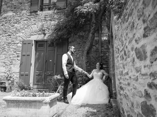 Le mariage de Eric et Rhéa à Saint-Maurice-sur-Dargoire, Rhône 1