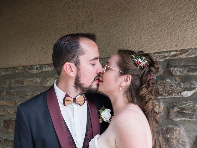 Le mariage de Eric et Rhéa à Saint-Maurice-sur-Dargoire, Rhône 4