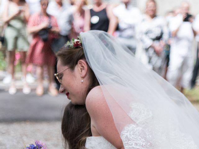 Le mariage de Eric et Rhéa à Saint-Maurice-sur-Dargoire, Rhône 5