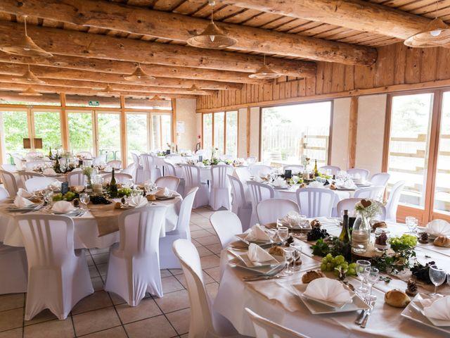 Le mariage de Eric et Rhéa à Saint-Maurice-sur-Dargoire, Rhône 7