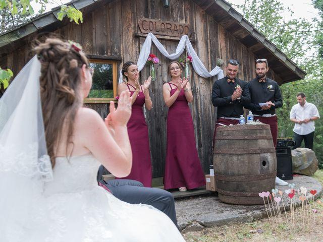 Le mariage de Eric et Rhéa à Saint-Maurice-sur-Dargoire, Rhône 10