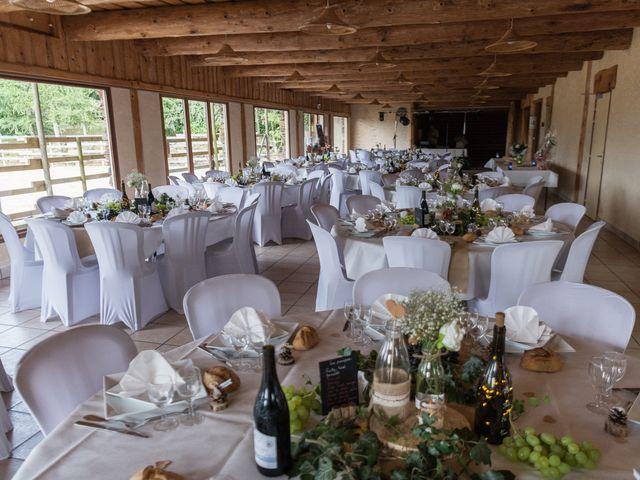 Le mariage de Eric et Rhéa à Saint-Maurice-sur-Dargoire, Rhône 12
