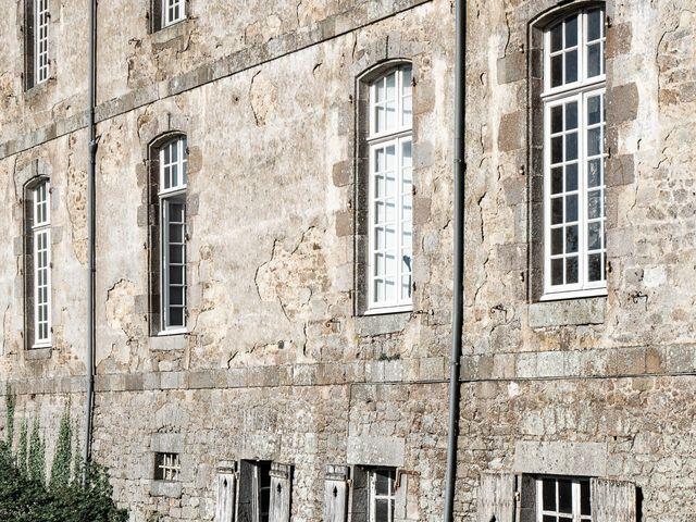 Le mariage de Brieuc et Isis à Saint-Brieuc-des-Iffs, Ille et Vilaine 9