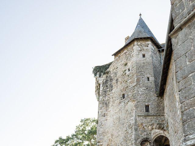 Le mariage de Brieuc et Isis à Saint-Brieuc-des-Iffs, Ille et Vilaine 10