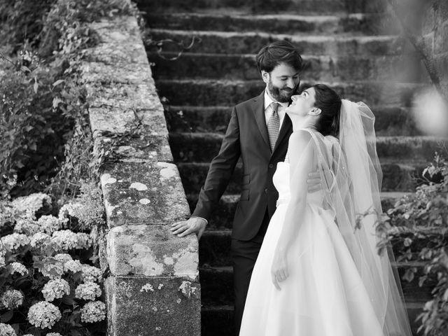 Le mariage de Brieuc et Isis à Saint-Brieuc-des-Iffs, Ille et Vilaine 22