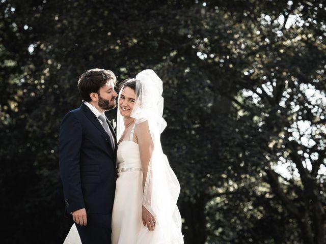 Le mariage de Brieuc et Isis à Saint-Brieuc-des-Iffs, Ille et Vilaine 28