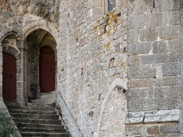 Le mariage de Brieuc et Isis à Saint-Brieuc-des-Iffs, Ille et Vilaine 40
