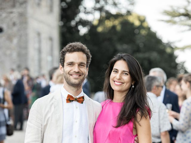 Le mariage de Brieuc et Isis à Saint-Brieuc-des-Iffs, Ille et Vilaine 64