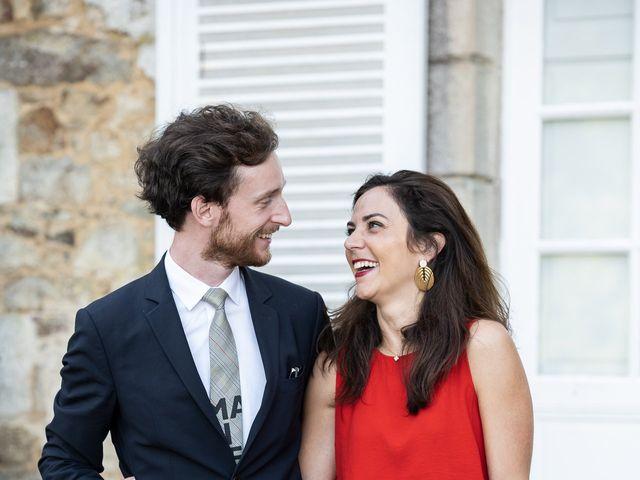Le mariage de Brieuc et Isis à Saint-Brieuc-des-Iffs, Ille et Vilaine 71