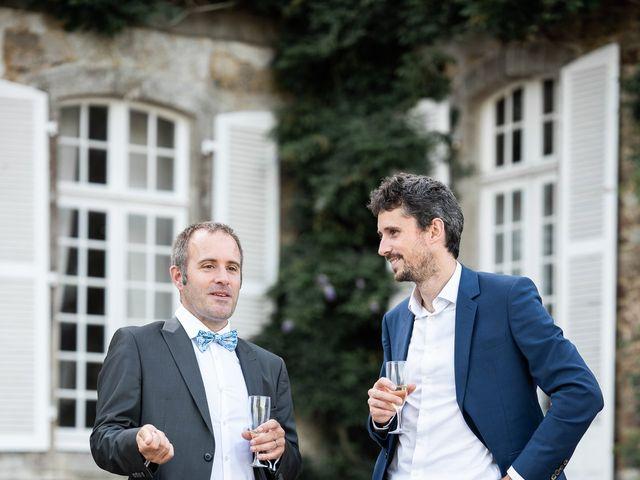 Le mariage de Brieuc et Isis à Saint-Brieuc-des-Iffs, Ille et Vilaine 74