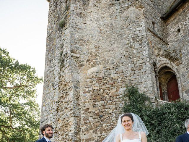 Le mariage de Brieuc et Isis à Saint-Brieuc-des-Iffs, Ille et Vilaine 80