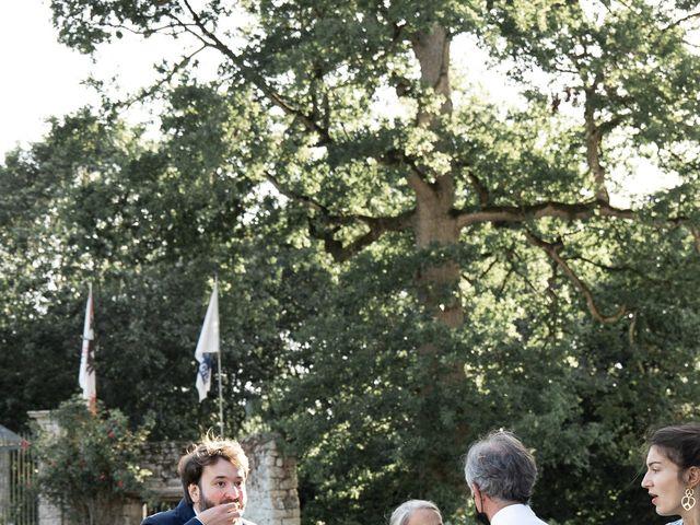 Le mariage de Brieuc et Isis à Saint-Brieuc-des-Iffs, Ille et Vilaine 81