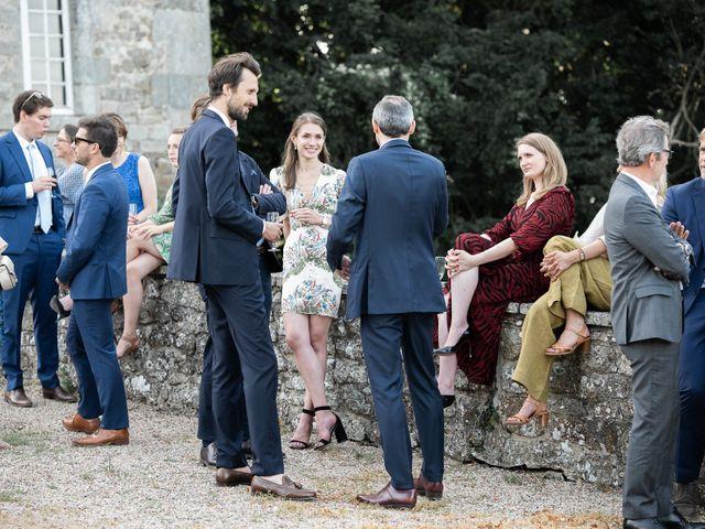 Le mariage de Brieuc et Isis à Saint-Brieuc-des-Iffs, Ille et Vilaine 87
