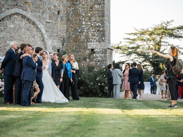 Le mariage de Brieuc et Isis à Saint-Brieuc-des-Iffs, Ille et Vilaine 101