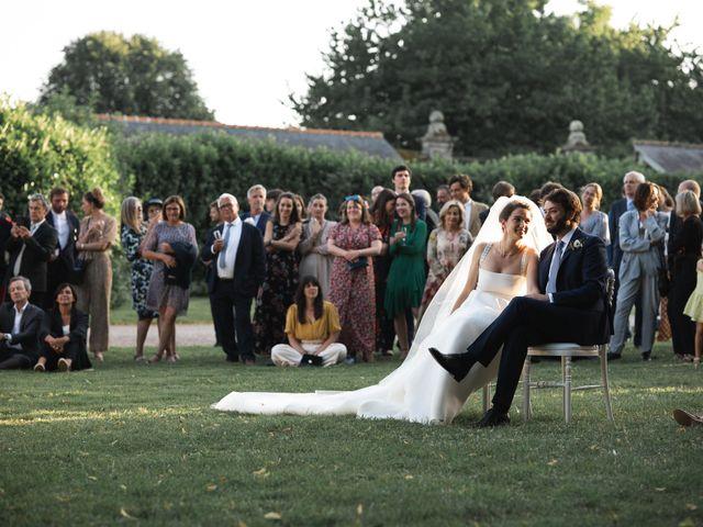 Le mariage de Brieuc et Isis à Saint-Brieuc-des-Iffs, Ille et Vilaine 109
